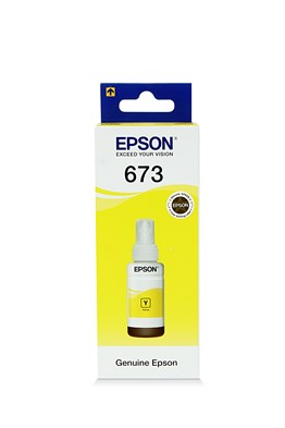Epson Mürekkep Yellow